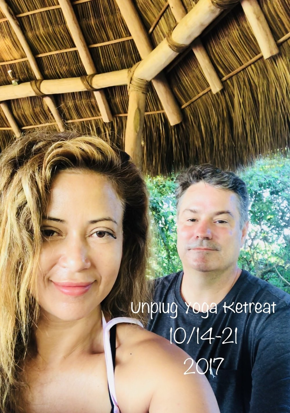 Such an incredible time on this year's retreat. WE ARE HAPPY TO HAVE SPENT 7 DAYS WITH SUCH A GREAT GROUP OF YOGIS.    OUR NEXT RETREAT PROMISES TO BE SPECTACULAR! WE ARE GOING TO GREECE !!!!! WOULD YOU JOIN US.. COME, UNPLUG BE REFRESHED BE MADE ALL NEW    JEFF & ALEX