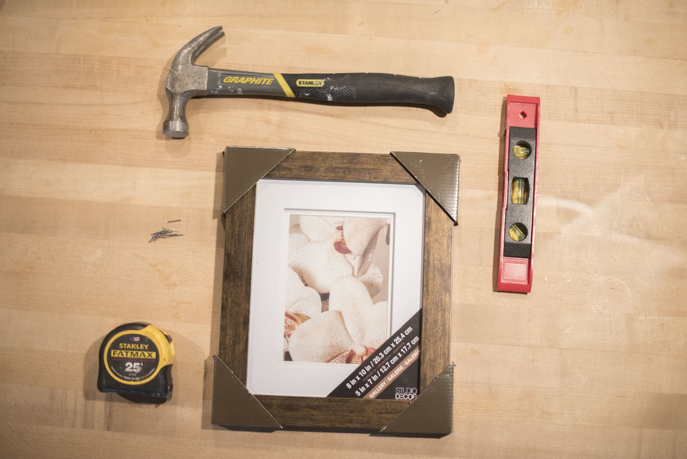 Tools and frames