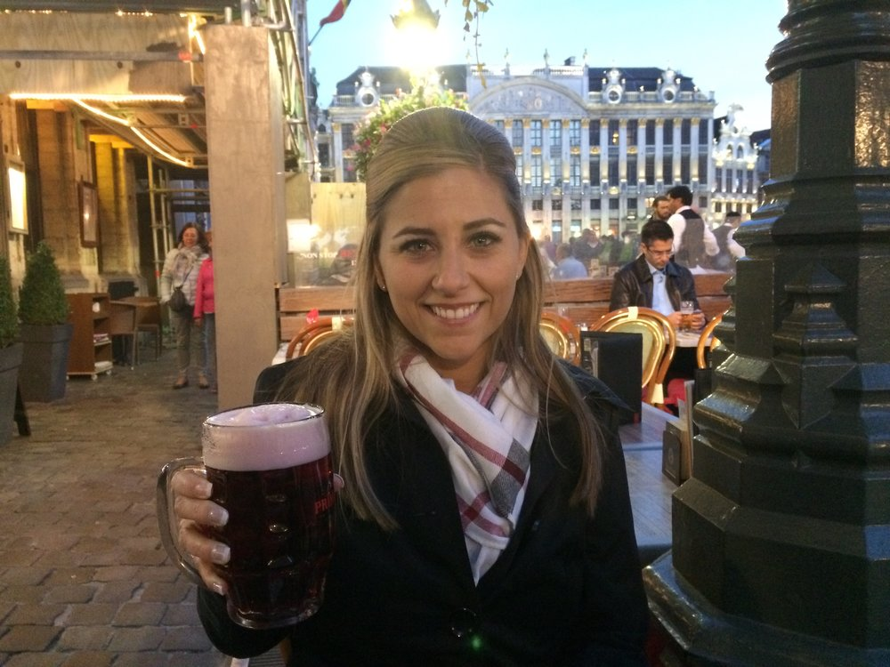 Cheers! (Lindemanss Famboise)