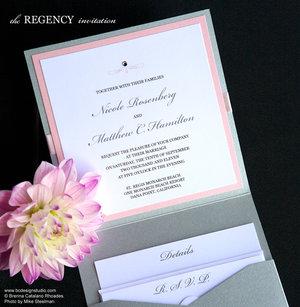 The Regency Wedding InvitationInvitation Gallery   Brenna Catalano Design Studio   Custom  . Regency Wedding Invitations. Home Design Ideas