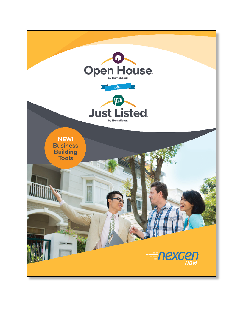 Open House and Just Listed™ Services  (20 minutes)   ALL TIMES CENTRAL  • Learn about HBM's digital and print marketing material for Open Houses and New Listings  • Learn about custom website links and property flyers available for real estate agents • Learn how the loan officer is advertised and how to set up alerts   CLICK TO REGISTER    DOWNLOAD HANDOUT