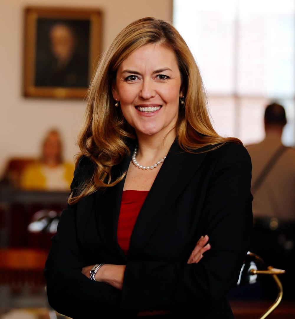 Senator Jennifer Wexton