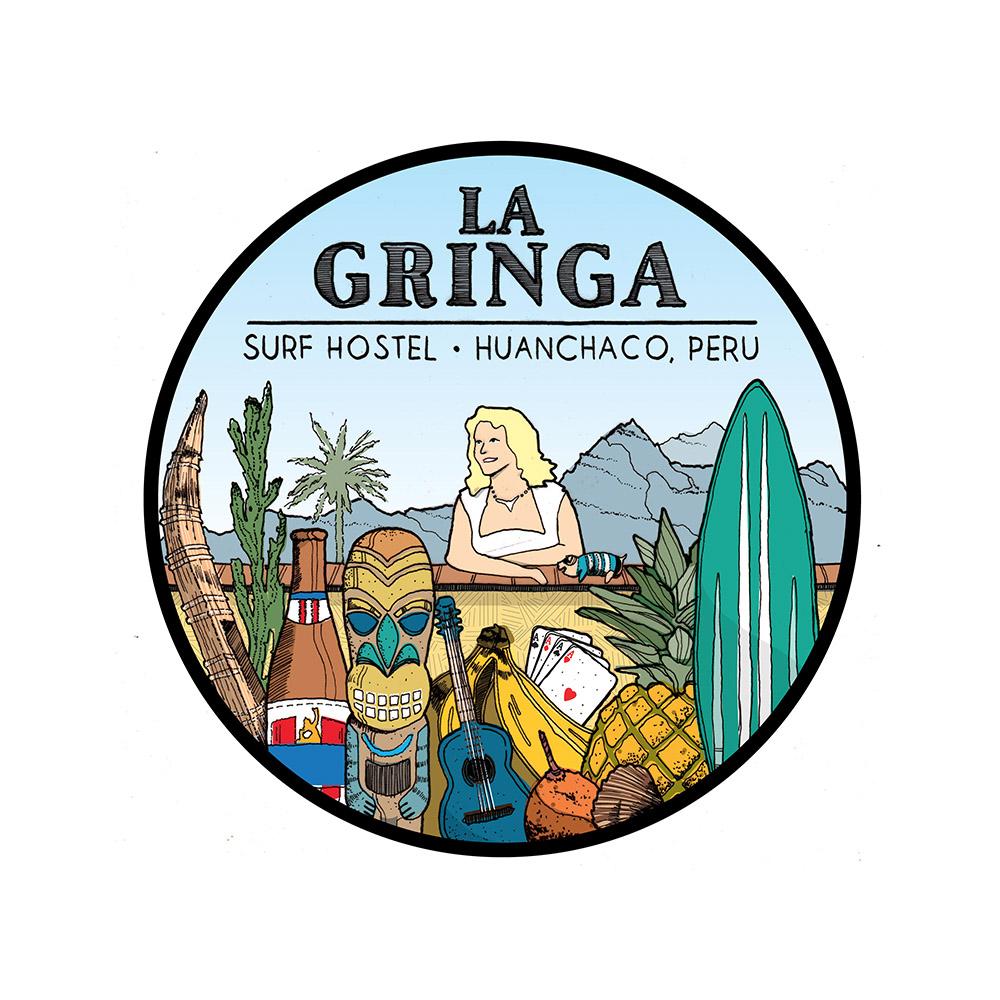 La Gringa Surf Hostel