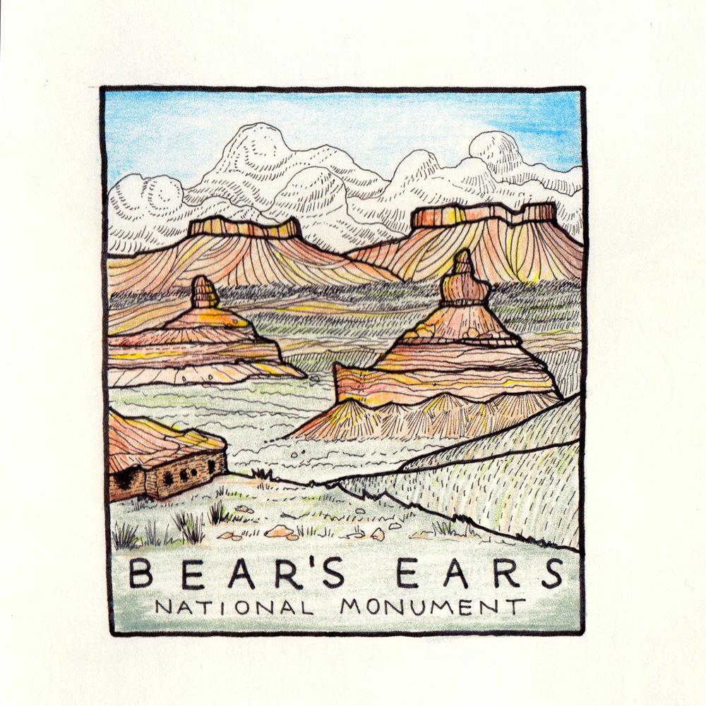 14. Bear's Ears