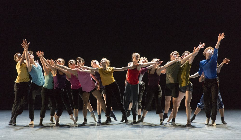 I Wonder  - Canada's National Ballet School (AI17)   Photo by  Aleksandar Antonijevic
