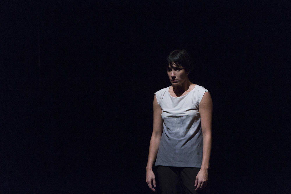 Anisa Tejpar in  Future Perfect Continuous  (ProArteDanza). Photo by  Aleksandar Antonijevic