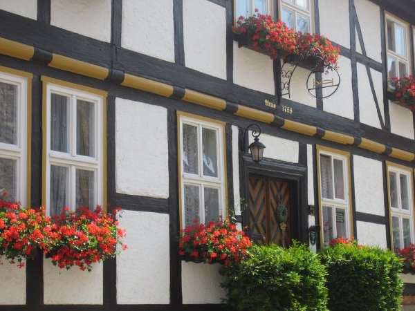Germany (love those window boxes too!)