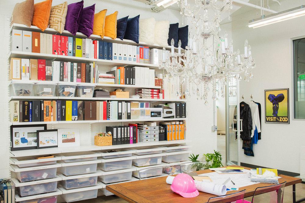 Ella Design Group's studio in Kearny, NJ
