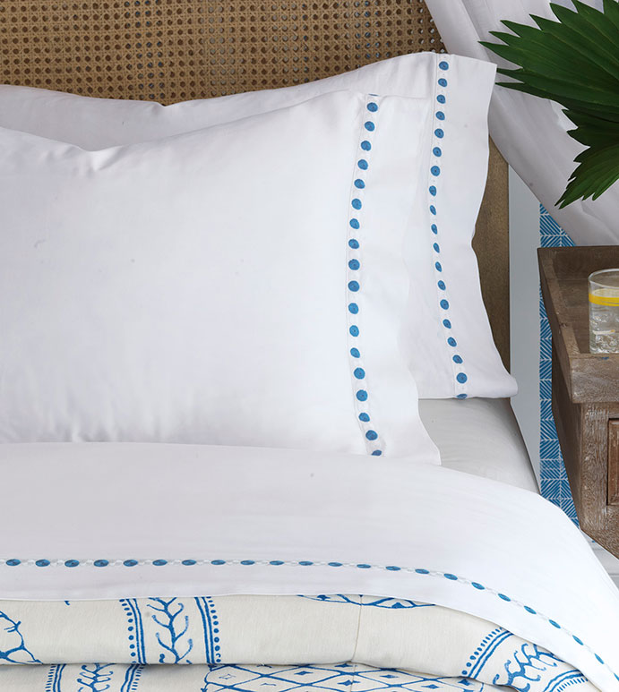 Egyptian cotton sheets by  Eastern Accents