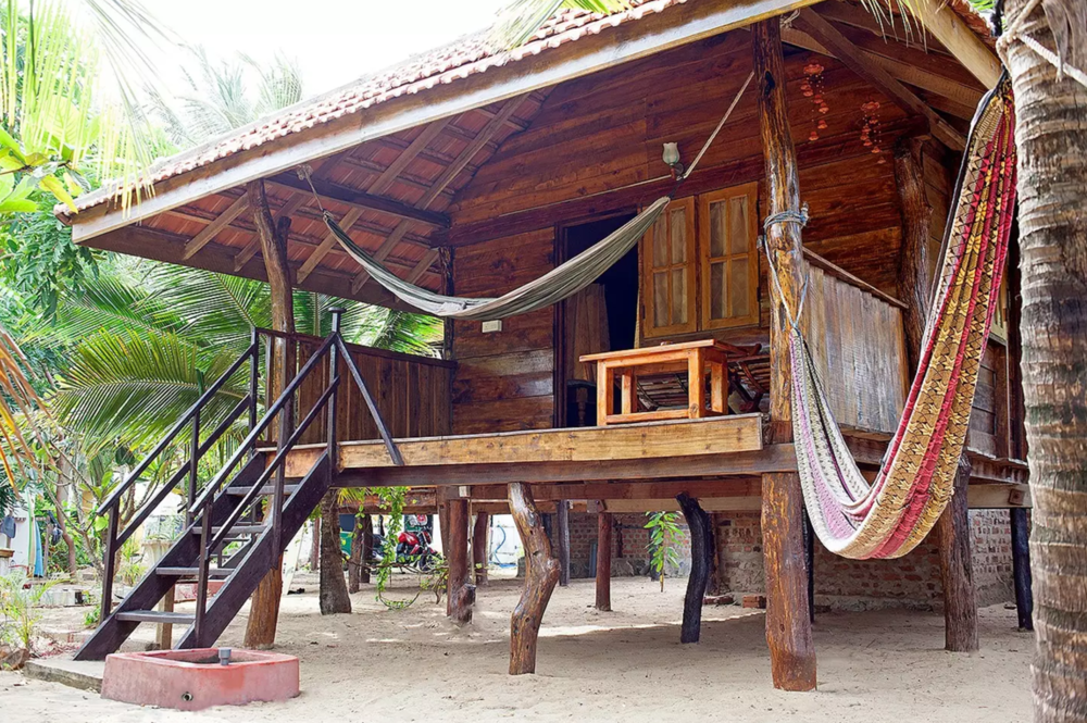 Stay at this cabana for only $26 a night -