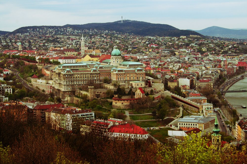 2. Budapest - A city in an unmatched natural setting with architectural and historical heritage, offering an unmatched combination of culture, unique food, and thermal baths.