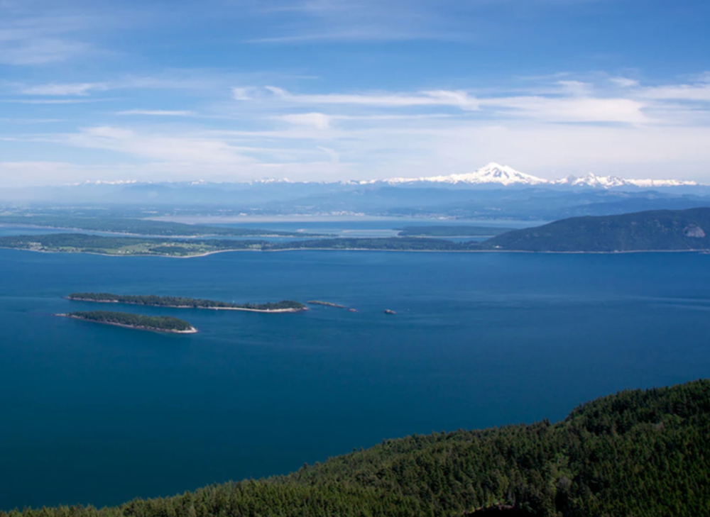 Hike Mt. Constitution -