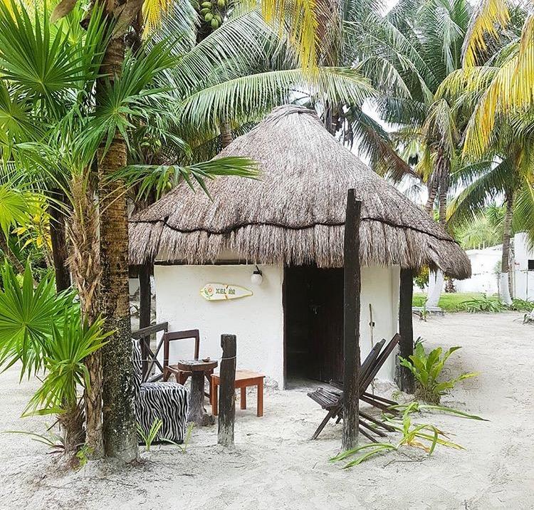 Zazil Kin Beach Huts