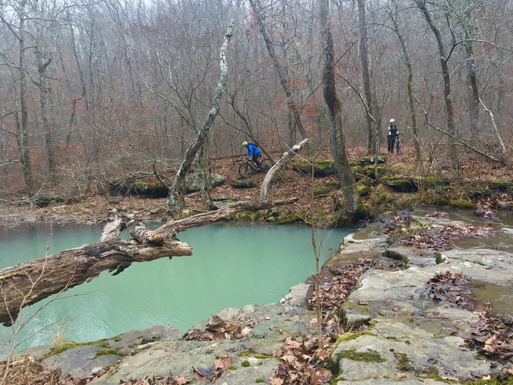 Buffalo Creek Trail
