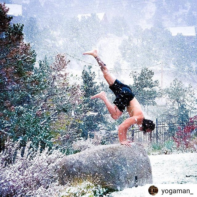 @yogaman_ takes over Bend & Blaze tonight! . . Join the community and learn more at bendandblazeyoga.com