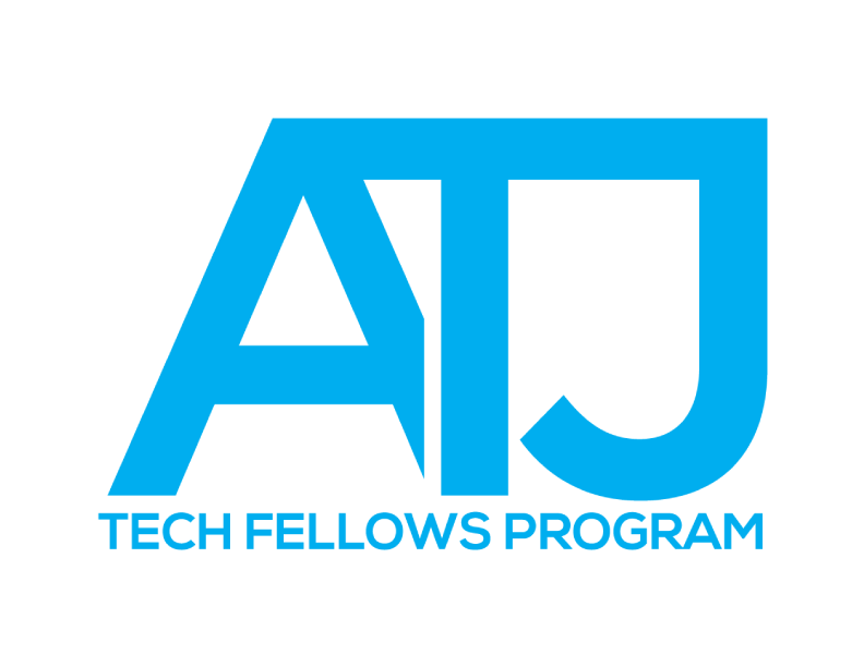 ATJ Tech Fellows Program logo
