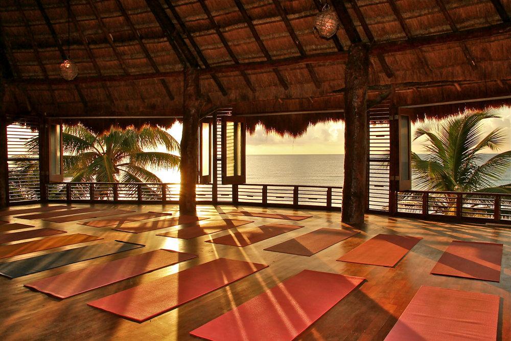 Beachfront Yoga Shala amansala.JPG