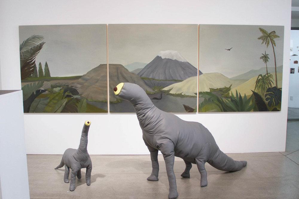 Brachiosaurus, 2015