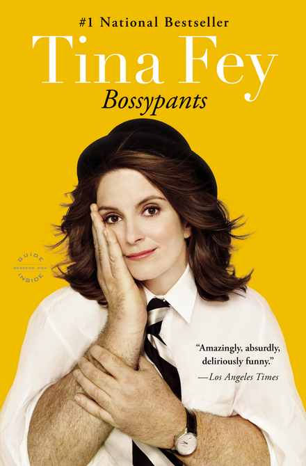Bossypants by Tina Fey