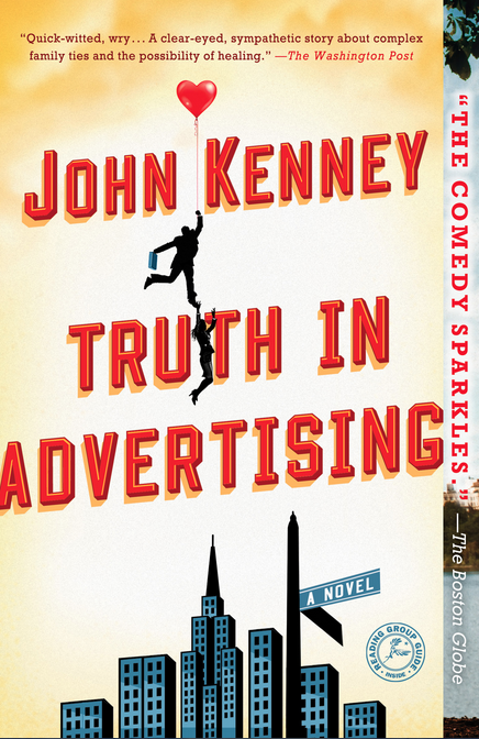 Truth in Advertising by John Kenney