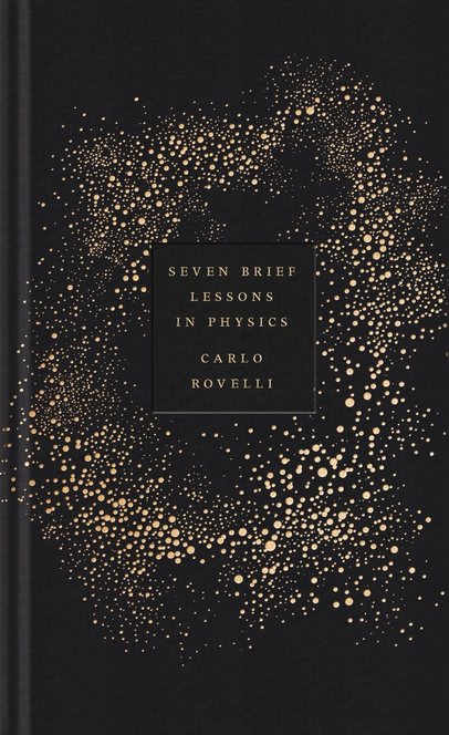 Seven Brief Lessons in Physics by Carlo Rovelli