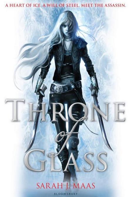 Throne of Glass by Sarah J. Maas