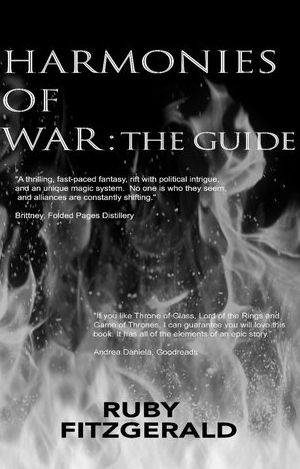 Harmonies of War by Ruby Fitzgerald