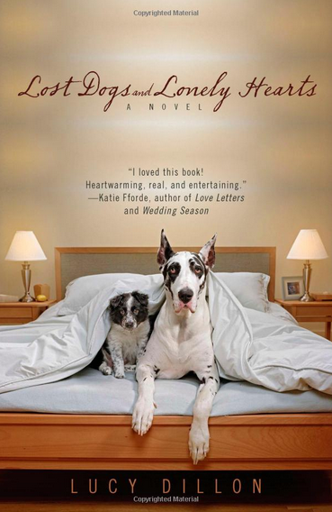 Rug up this winter with a good book... - The Holiday meets Bridget Jones' Diary, Lost Dog and Lonely Hearts is a feel good read, perfectly pairing with a few blankets, a fireplace and a good cup of tea.