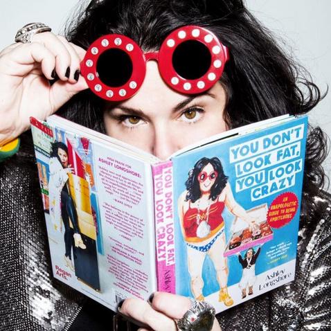 Ashley Longshore - Pop Artist and Author