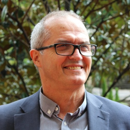 in conversation with peter marks - Head Professor of English Literature, University of Sydney