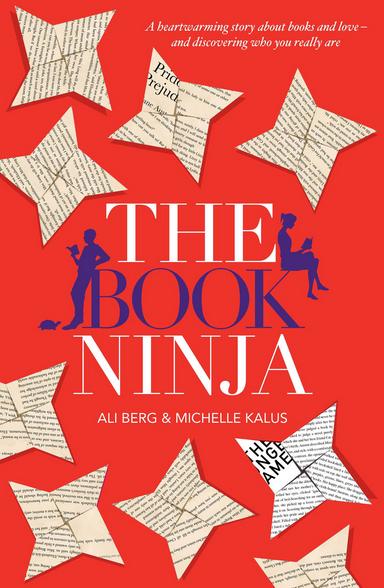 The Book Ninja by Ali Berg & Michelle Kalus