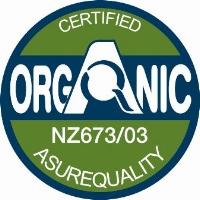 Asure Auality Organic Certification logo