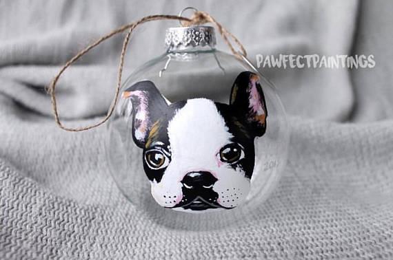 Pawfect Paintings  Custom Pet Ornament $39