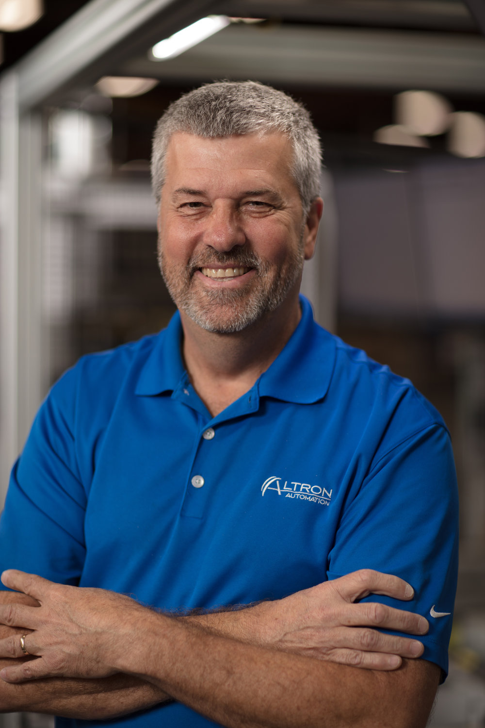 Arnold 'Spike' LaCombe - Vice President   Spike has been in the design and build industry for 35 years and the co-founder and Vice President of Altron Automation for 29 years. A controls engineer by education, Spike knows the challenges that our employees and customers face. As a result, he has many unique ideas about how we can take the services we offer to the next level. His commitment to excellence is apparent in all of the ways in which he supports the organization.
