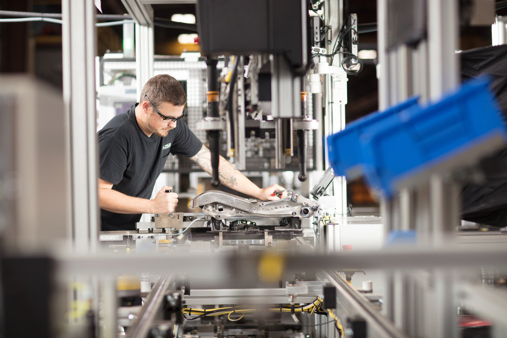 Advanced Manufacturing Systems - Understanding your solution to enhance the execution.