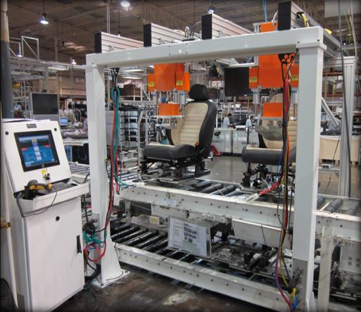 Test Equipment - Seat Belt Reminder Circuit — Altron Automation