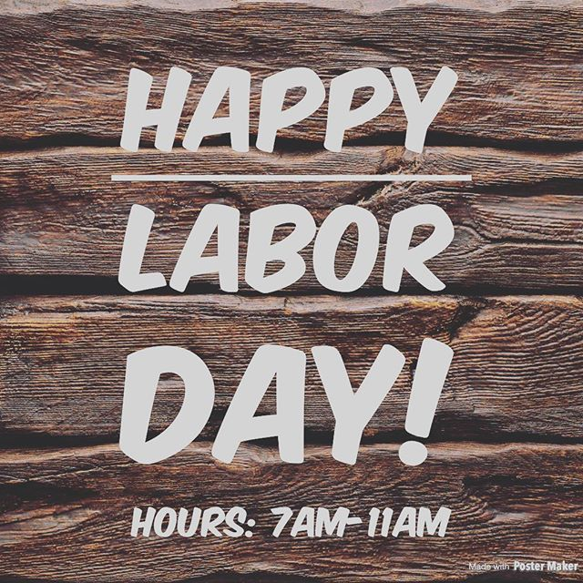 Happy Labor Day to everyone from us at Butler's 👋🏻☺️ our hours today will be 7am-11am so come stop by and get coffee while you can 👌🏽 #butlerscoffee #butlerscoffeehouse #organiccoffee #springvalley #casadeoro #mthelix #youstaythirstysd #sandiegocoffee #youstayhungrysd #yelpsd #sdpulse #cafemoto #sdcoffeenetwork