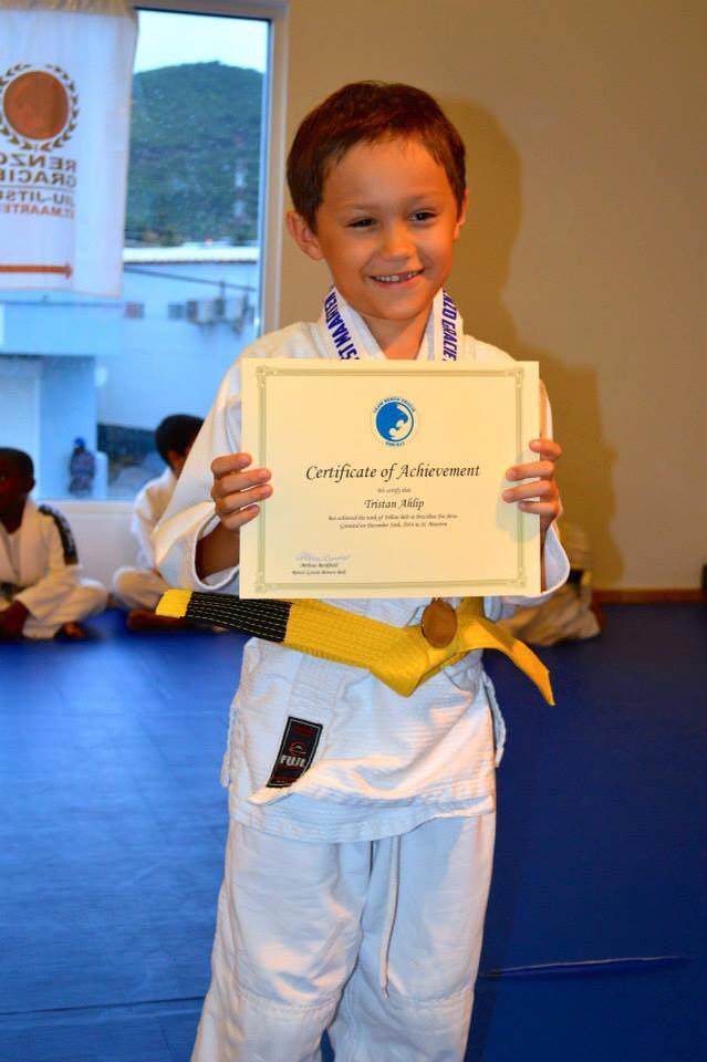 tristan with certificate 2014.jpg