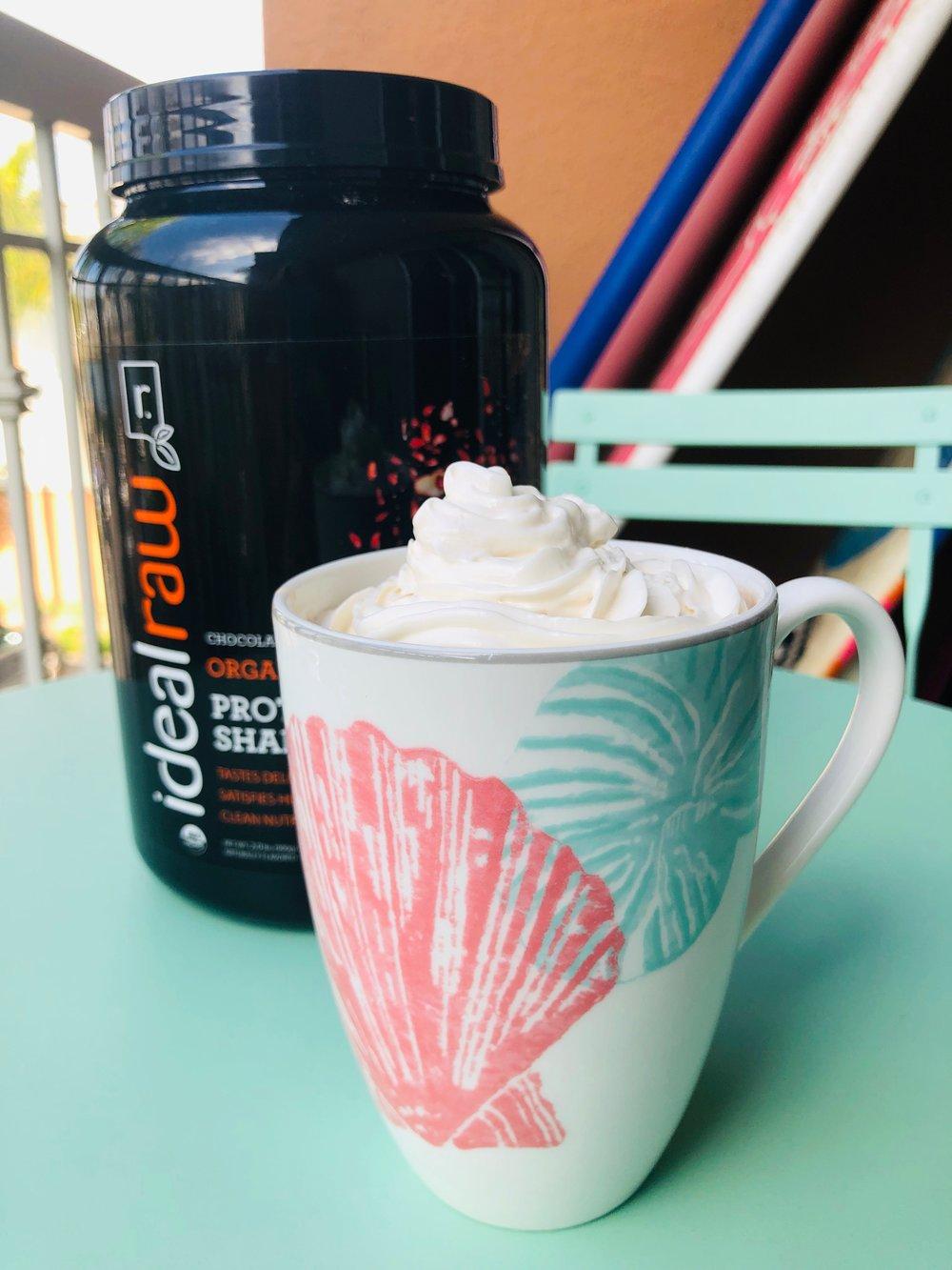 Vegan Hot Chocolate Recipe