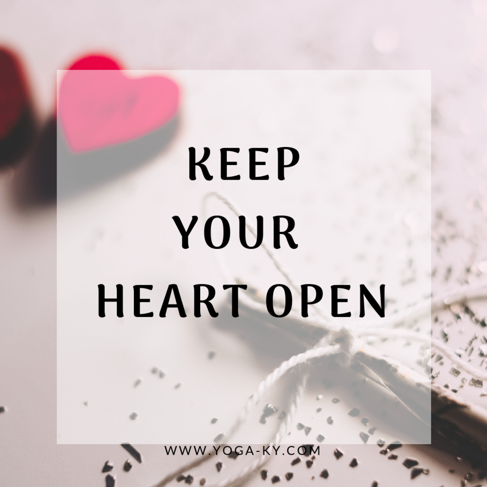 heart open mantra