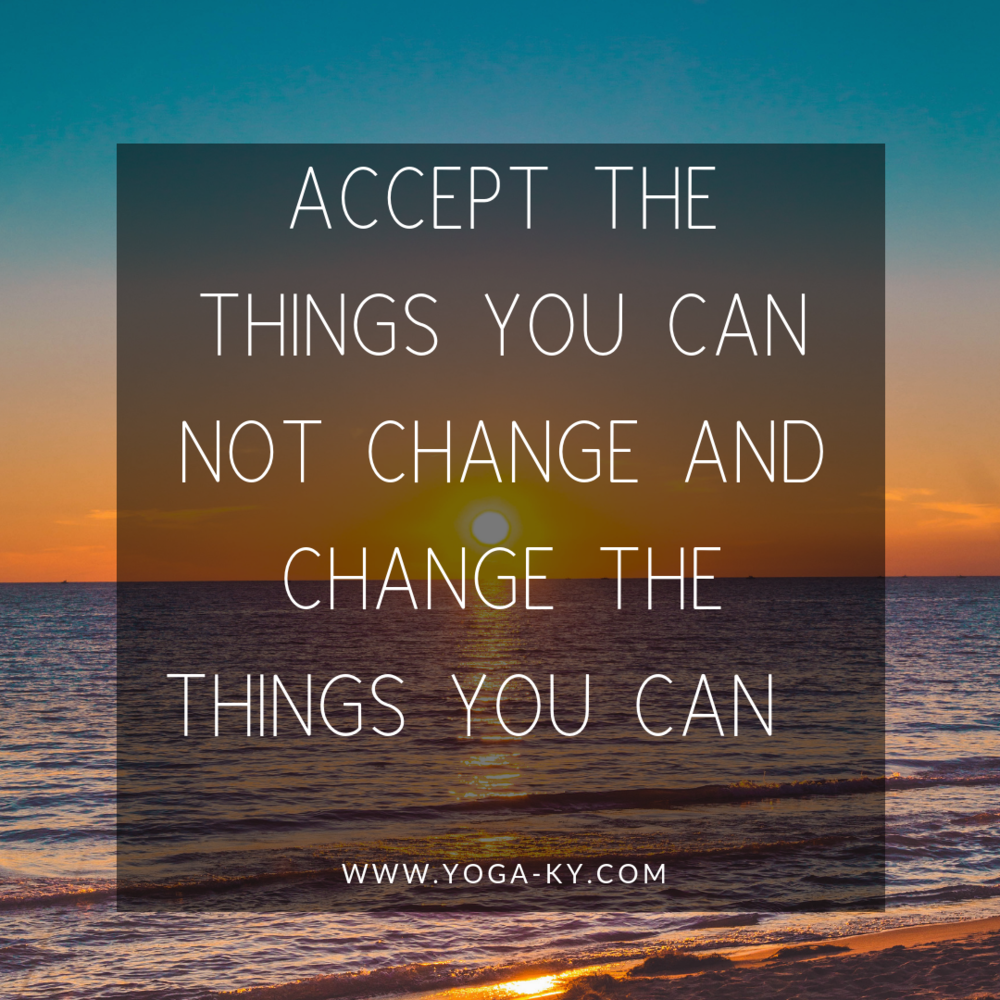 Accept mantra quote