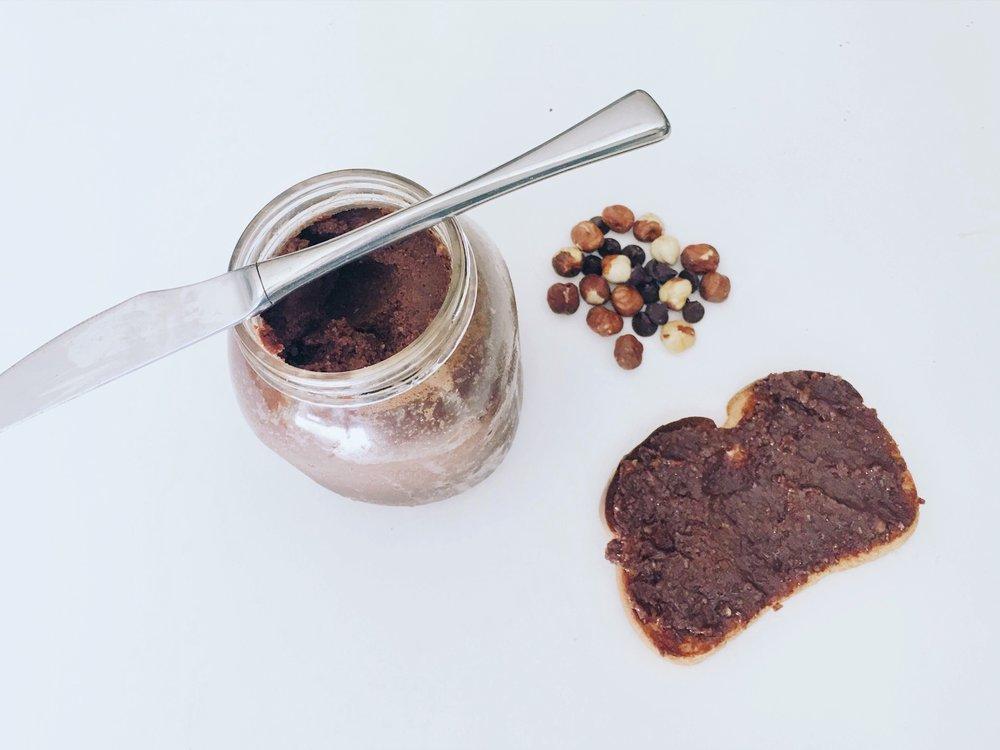Vegan Nutella Recipe