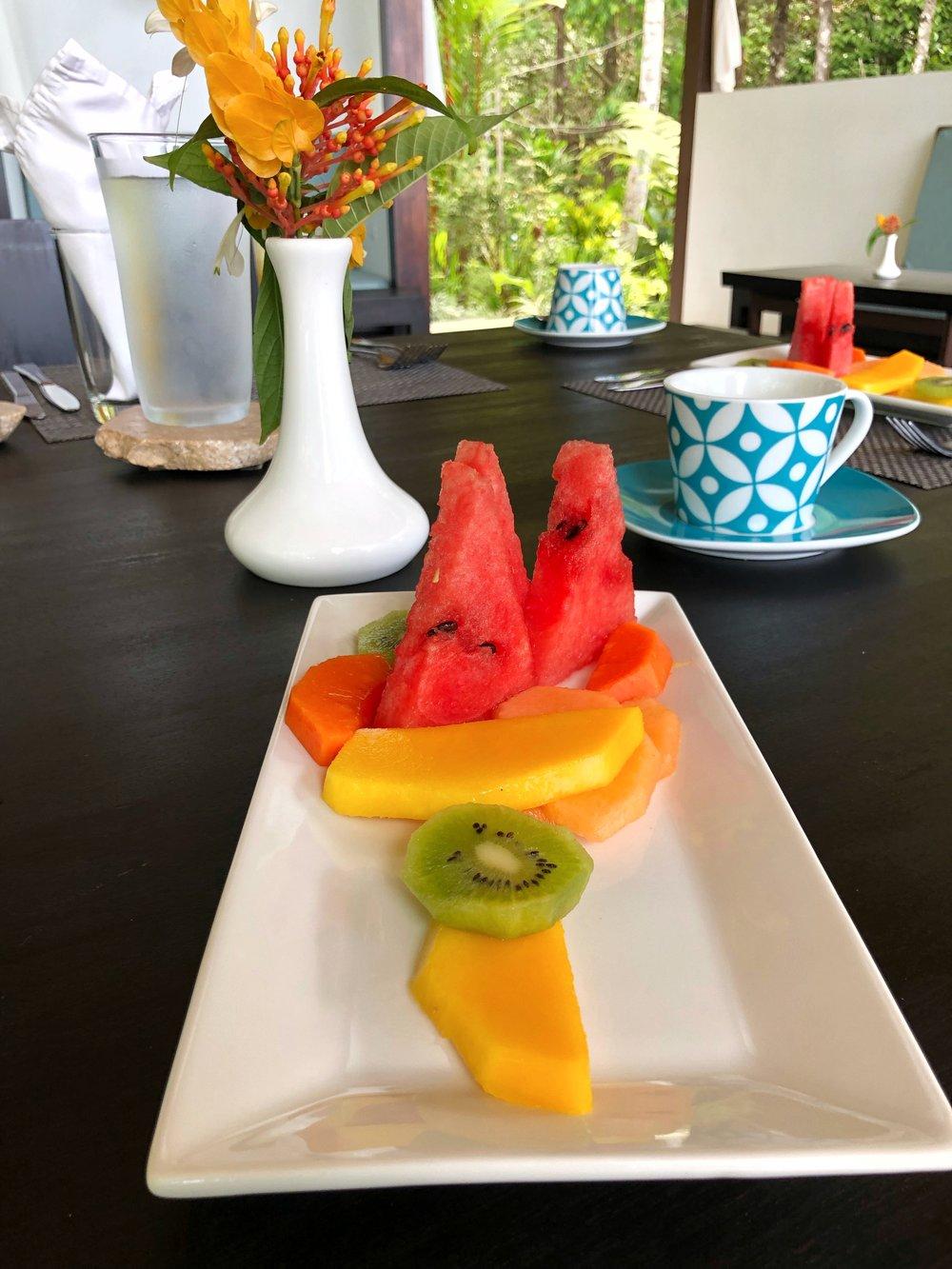 Vegan Food Costa Rica: Vista Celestial