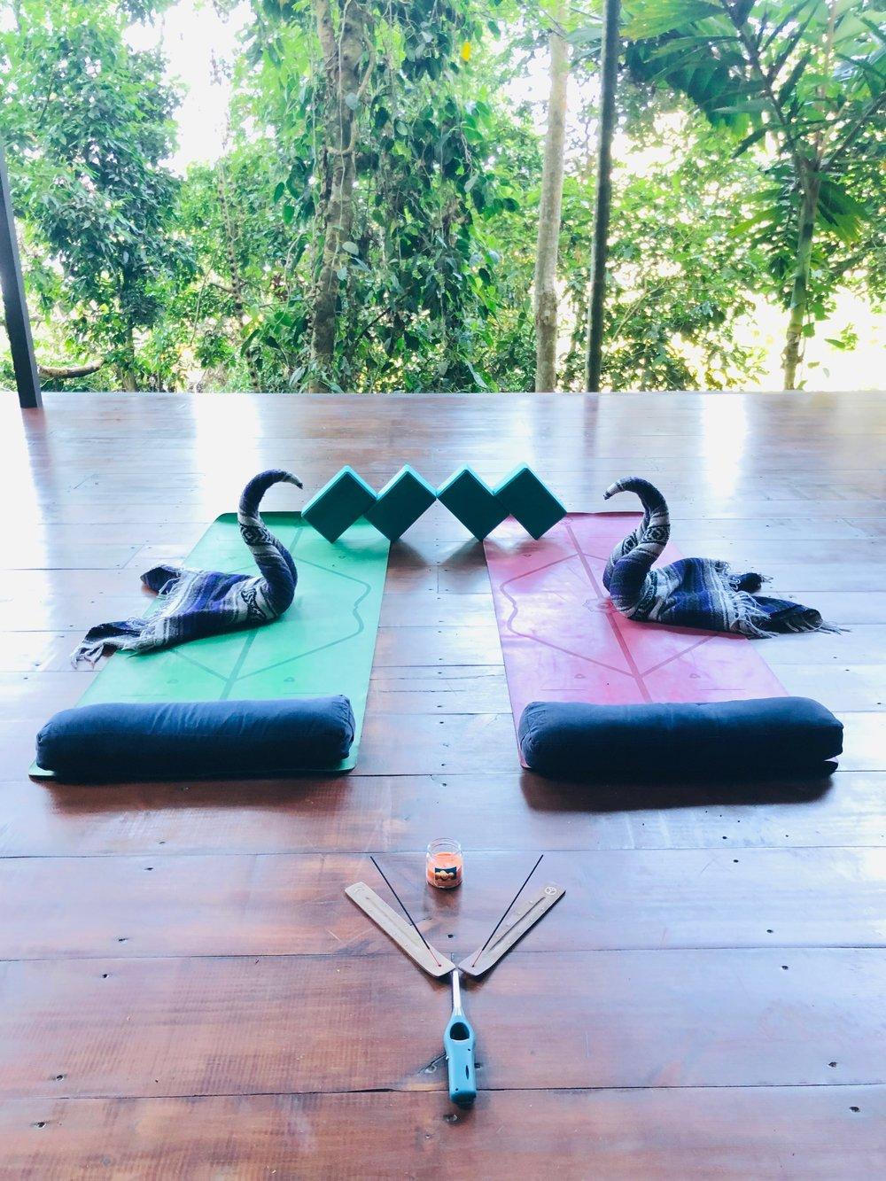 Yoga in Costa Rica: Vista Celestial