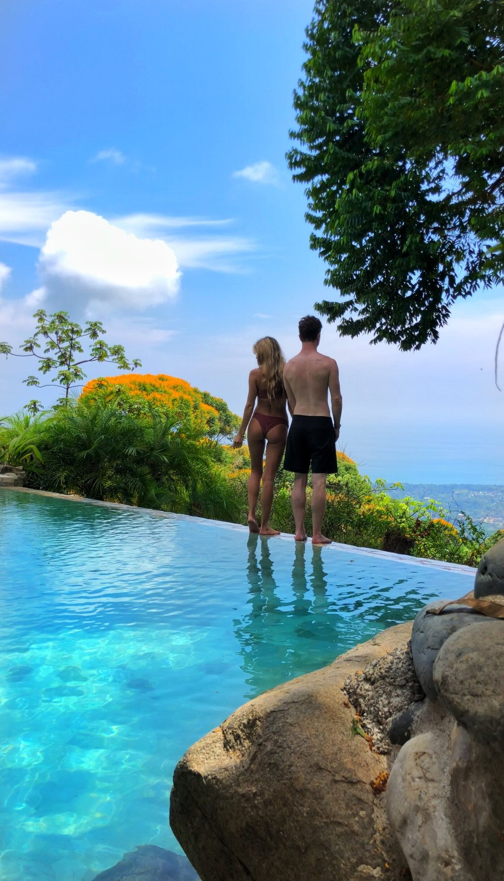 Couple goals Costa Rica: Vista Celestial