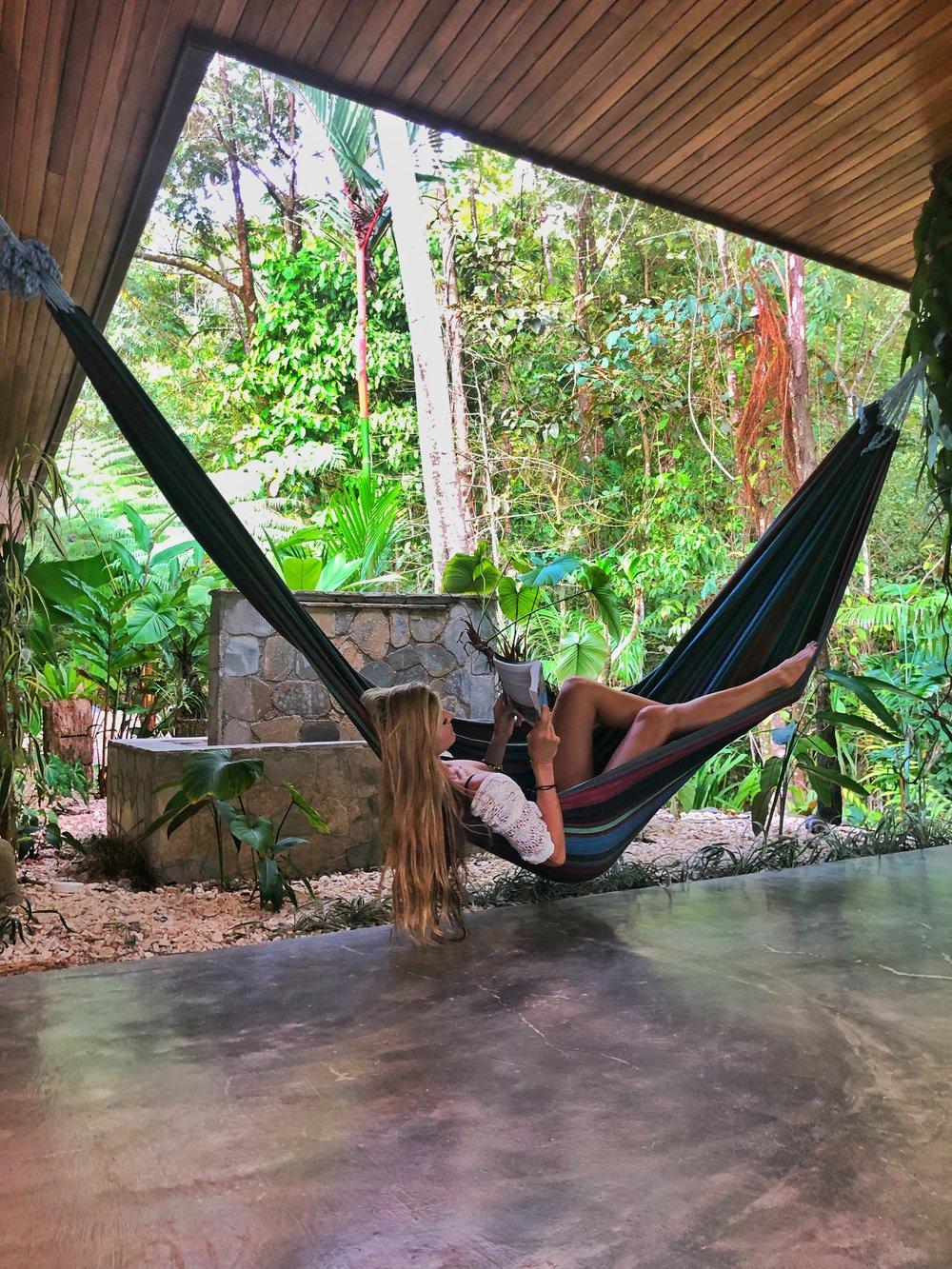 Hammock Costa Rica: Vista Celestial