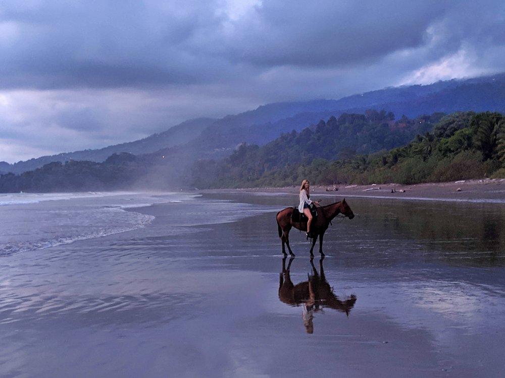 Horseback Riding Costa Rica: Vista Celestial