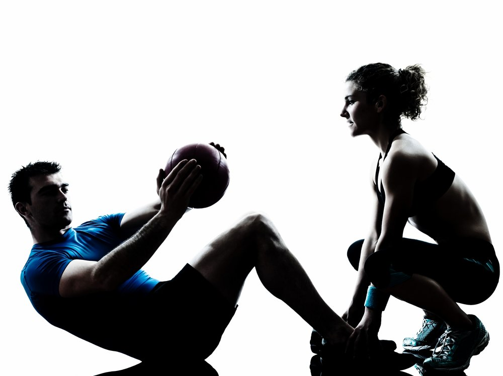 ONE-ON-ONE - PERSONAL TRAINING