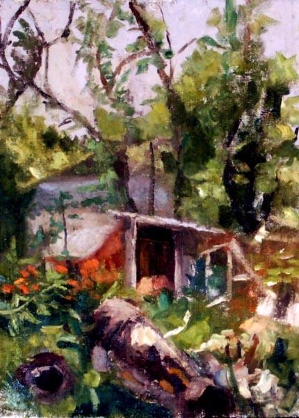 Jaime's Backyard