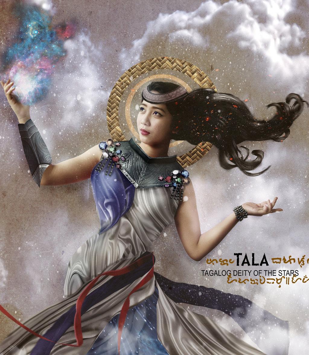 Tala, Tagalog Goddess of Stars + Lunar Eclipse in Leo — Hella Pinay
